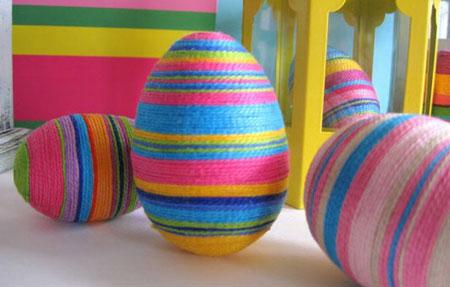 آموزش تزیین تخم مرغ برای سال 93