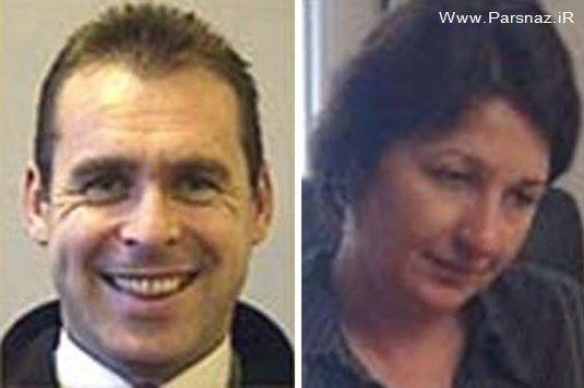این زن و مرد پلیس در محل کار خیانت کردند