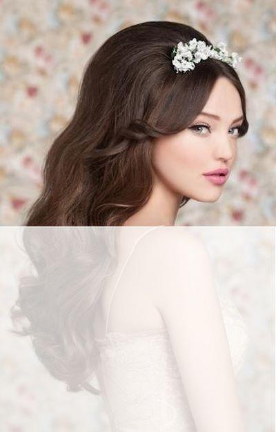 گالری عکس شینیون مو عروس