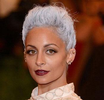 مدل موهای عجیب و غریب زنان معروف هالیوود +عکس