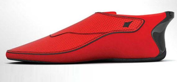 اولین کفش هوشمند جهان ساخته شد (عکس)