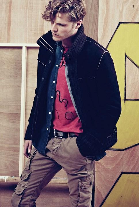 مدل های شیک لباس زمستانه مردانه