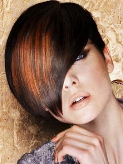 گالری عکس مدل مو هایلایت شده زیبا