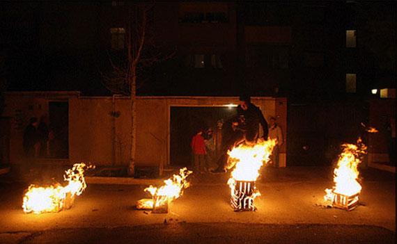 درباره تاریخچه چهارشنبه سوری در فرهنگ ایرانیان +عکس