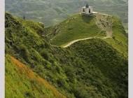 جالب ترین و اسرار آمیزترین قبرستان ایران (عکس)