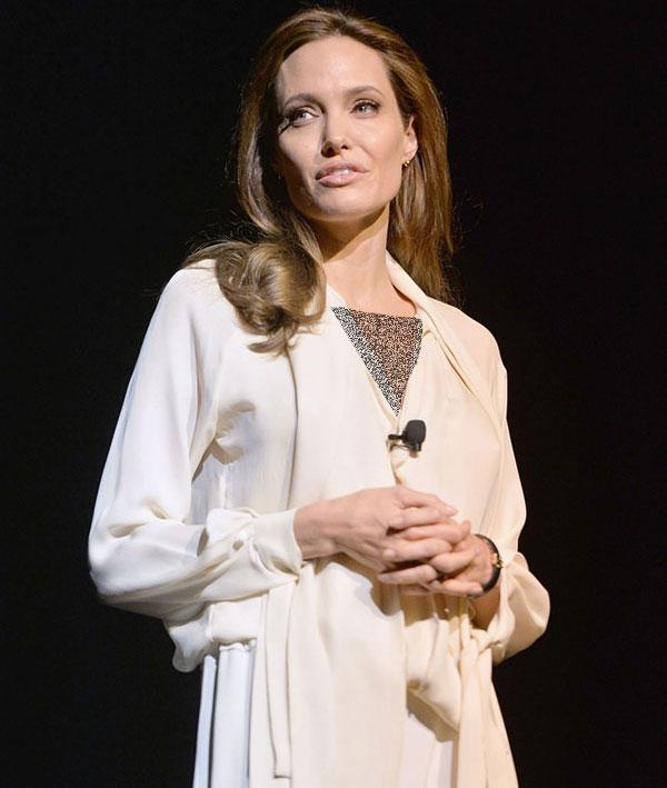 عکسهای جدید آنجلینا جولی در نشست سینما کان