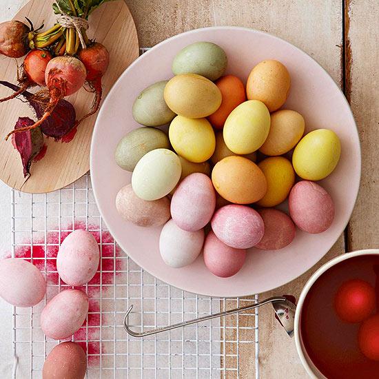 آموزش جالب چند روش برای تزیین تخم مرغ های عید نوروز