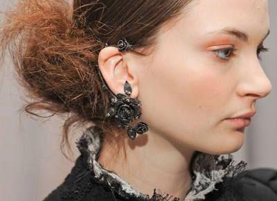 عکس هایی از جدیدترین مدل گوشواره های لاله گوش