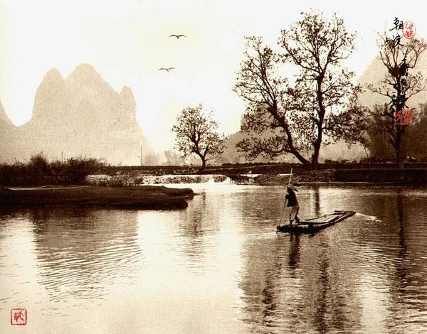 عکسهای بسیار زیبا که شبیه نقاشی های سنتی هستند