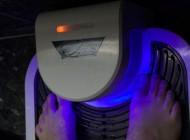 نخستین ماشین انسان شویی (عکس)