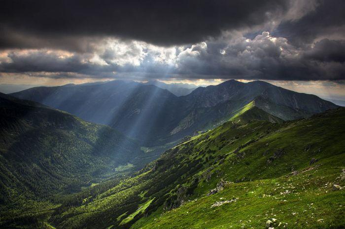 عکسهای هنرنمایی خداوند در طراحی طبیعت زیبا