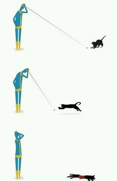 تصاویر خنده دار و جالب از نوشته های طنز
