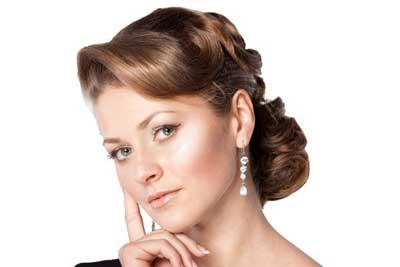 مدل موهای مختلف برای عید نوروز - آموزش تصویری