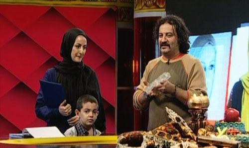 عکسهای بازیگران در عید نوروز سال 93