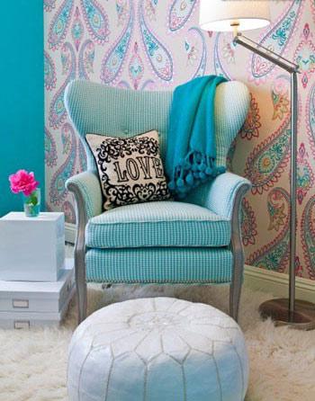 مدل های طراحی کاغذ دیواری برای زیبایی دکوراسیون خانه