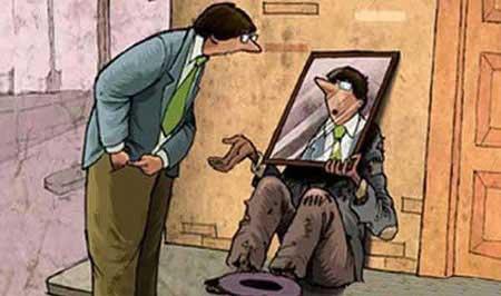 کاریکاتورهای معنادار و زیبا