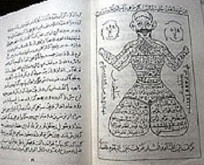 دعا نویسی روی اندام دختران در فارس جنجالی شد (عکس)
