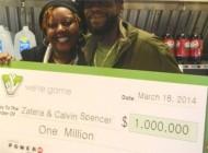 شانس 1 میلیون دلاری زندگی این زوج را زیر و رو کرد +عکس