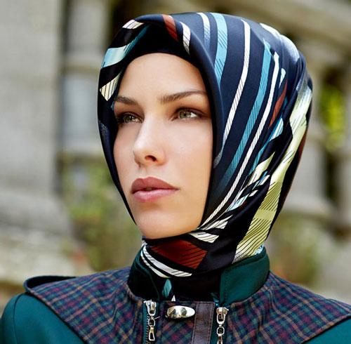 جدیدترین مدل روسری 2014