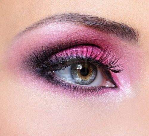 آرایش چشم در سال جدید2015