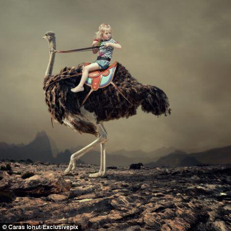 عکس های دیدنی جهان از نگاه هنرمند فوتوشاپ کار