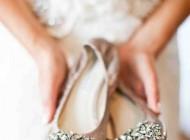 مدل کفش بدون پاشنه عروس 2014