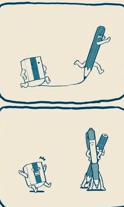 عکس های طنز از نوشته های بسیار خنده دار (76)