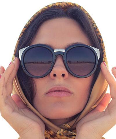 بهترین راه برای انتخاب عینک آفتابی برای خانم ها