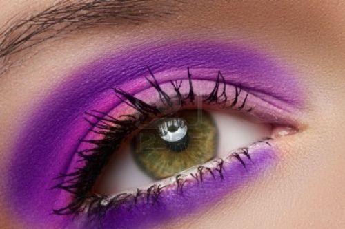 مدل های جدید آرایش چشم 2015
