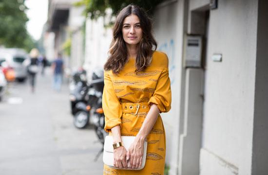 لیلا یاوری مانکن ایرانی خارج نشین از دکترا تا مدلینگ (عکس)