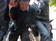 گروگانگیری این دختر با ساطور در کشور چین (عکس)