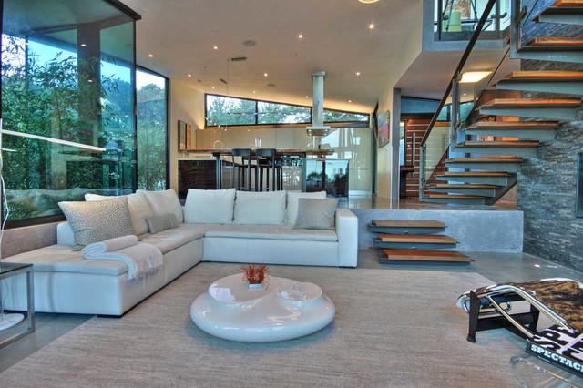طراحی دکوراسیون مدل اتاق پذیرایی و نشیمن خانه