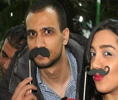 عکس های دیدنی از مسابقه سبیل در تهران