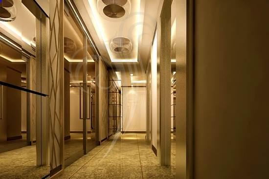 مدل دکوراسیون لابی هتل ها و مجتمع های تجاری و مسکونی