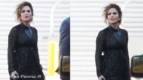 مدل موی جدید و زیبای جنیفر لوپز در امریکن ایدل (عکس)