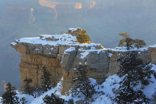 پنج پارک ملی در جهان که در فصل زمستان زیباترند +عکس