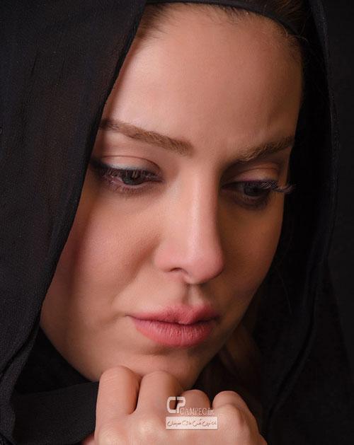 عکسهای جالب شیما محمدی بازیگر سریال شاهگوش