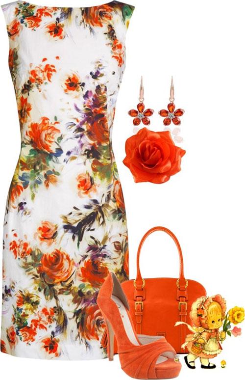 ست مدل لباس زنانه بهار و تابستان