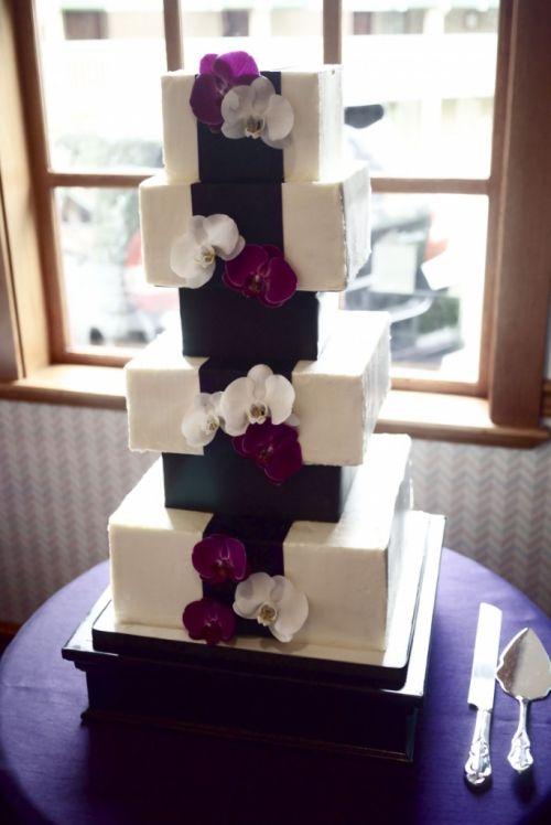مدل های کیک عروسی - سری چهارم