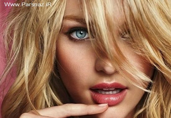 عکسهای زیباترین زنان مدل در جهان