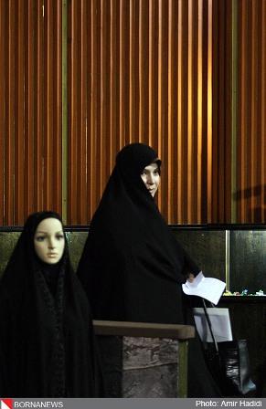 مانکن های با حجاب.. (عکس)