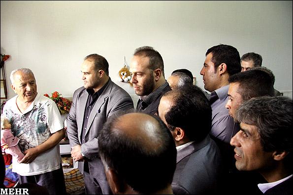داداشی قوی ترین مرد ایران و جهان کشته شد