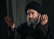 عکس های داریوش کاردان در نقش یک روحانی (بازیگر)