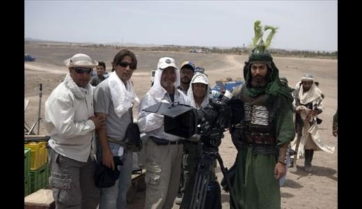 بازیگر نقش حضرت ابوالفضل(ع) در سریال مختارنامه