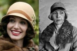 مقایسه بازیگران زیبای هالیوودی در نقششان