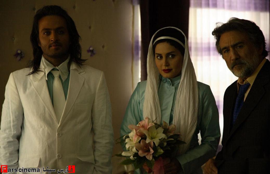 ازدواج الناز شاکردوست با مصطفی زمانی..(عکس)