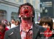 عکس هایی وحشتناک از جشنواره آدم خواری در روسیه..!