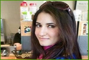 فرش قرمز گوگل برای دخنر ایرانی