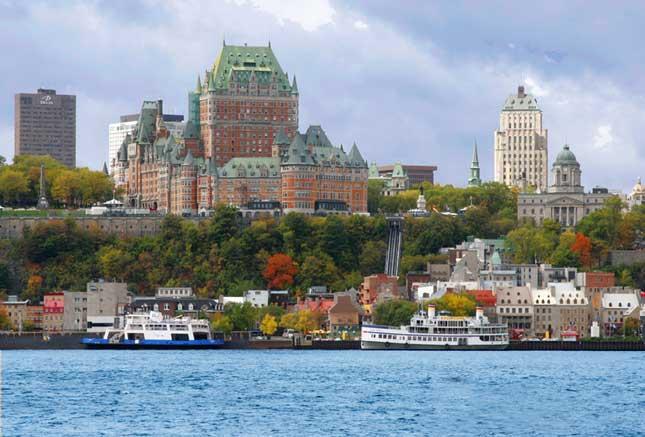 بهترین شهر برای زندگی در کانادا + عکس
