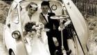 زنی که بعد از ۲۳ بار ازدواج هنوز عاشق ازدواج است + عکس